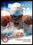 2016 TOPPS US OLYMPIC TEAM CONOR DWYER SWIMMING #24