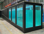 Swimming  Aquarium Pool 20ft. and 40ft. lengths