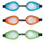 Intex 55602E Assorted Hypoallergenic Polycarbonate Swimming Play Goggles