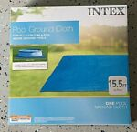 Pool Intex Ground Cloth Cover for 8ft to 15ft Round Above Ground SHIPS NOW