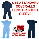 Used Coveralls Cintas Redkap Unifirst etc Gamp;K MIXED COLORS