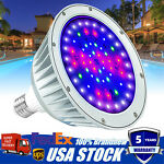 LED Color Change Replace Swimming Pool Light Bulb for Pentair Hayward 12V 40W
