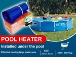 Electric Pool Heater for INTEX Easy Set Bestway Fast Set amp; others AGP 220V