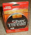 SUPER SILVER THREAD  FISHING LINE, COPOLYMER, 330 YARDS 6,8,10,12 or 17lbs