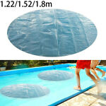 Pool Solar Cover 10quot; 12quot; 15quot; Swimming Pools Heat Retaining Covering Dust Proof