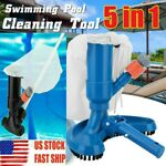 Swimming Pool Vaccum Head Vacuum Brush Cleaner Floating Objects Cleaning Tools