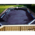 20' x 40' Rectangle Winter In-Ground Pool Cover - 10 Year Warranty