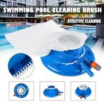 Swimming Pool Vaccum Head Vacuum Brush Cleaner Floating Objects Cleaning Tool