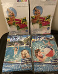 Inflatable Arm Bands Pool Water Wings Children's Swimming amp; Play Beach Balls