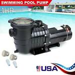 NEW Hayward 1 HP In Ground Swimming Pump Motor Strainer Generic Replacements