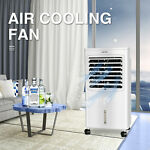 8L Air Cooling Fan Portable Air Conditioner Cooler Evaporative Water Humidifier