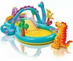 Intex Dinoland Inflatable Play Center Swimming Pool and Games **FREE SHIPPING**