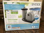 Intex 28635EG 1500 GPH Easy Set Above Ground Swimming Pool Pump Filter System