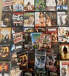 Dvd Movies BULK ASSORTED WHOLESALE PRICE USED DVDS 100 DVD LOT B Title Movies