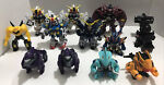 bandai and hasbro transformer lot Of 12 Transformer Action Figures 2003 And 2015
