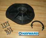 Hayward PowerFlo LX Swimming Pool Pump Housing Cover SP1580-B OEM Parts Clips