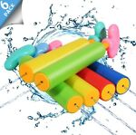 Water Blaster Guns Kids Toys Pool Play Outdoor Swimming Beach Multipack Games