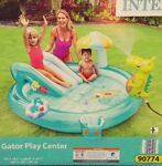 New INTEX Yard Kids Slide Pool 10ft 7