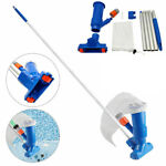 Swimming Pool Spa Suction Vacuum Head Cleaner Cleaning Kit Accessories Tool US