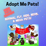 🌟 Adopt Me Pets 🌟 CHEAP PRICES Mega Neon Out of Game amp; VOLUME DISCOUNTS 🌟