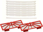 2 Pack Replacement Neato XV 15 Filters 6 Blades and 1 Squeegee
