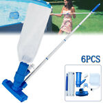 Swimming Pool Vacuum Cleaner Cleaning Tool Suction Head Pond Fountain Brush