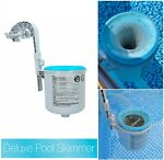 Intex Swimming Pool Surface Skimmer Wall Mount With Pipe basket and bracket