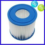 Pool Pump Swimming Filter Ground Above Gph Electric Cartridge Cleaning Tool Best
