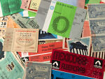 Various Summer Olympic Collectable Tickets Choose from List Some Very Rare