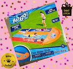 💦Inflatable Water Slide 16 FT Pool Kids Backyard Play Fun Outdoor Splash 4 Row