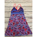 Gerry Small Swimming Blue Pink Dress No Bottoms
