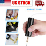 Portable Mini Small Electric Drills Handheld DC 5V Micro USB Drill with 3pc Bits