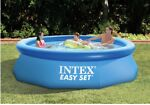 Intex 10ft X 30in Easy Set Above Ground Swimming Pool SHIPS TODAY