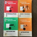 Physical Education for Primary Schools 1981 Gymnastics Athletics Swimming Games