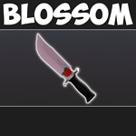 *CHEAP* Roblox Mm2 Blossom Common Knife *FAST DELIVERY*