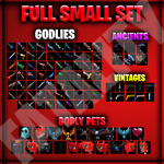 💥Roblox Murder Mystery 2💥 MM2 MEGA SMALL SET CHEAP FAST DELIVERY