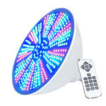 Blue Color Changing Swimming Pool Light Bulb LED Light With Remote Controller US