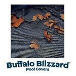 Buffalo Blizzard Swimming Pool Round amp; Oval Above Ground Leaf Net Catcher Cover