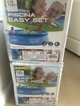 Summer Waves 10ft Quick Set Ring Pool with 600 GPH Filter Pump - Ships ASAP!