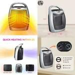 Antarctic Star Space Heater Portable Heater Electric Ceramic Fan Small Heaters