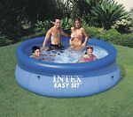 Intex Swimming Pool 8ftx30in Intex Inflatable Above Ground Pool Intex Round Pool