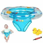 Baby Floats for Pool Baby Swimming Floats with Safety Seat Swim Training for ...