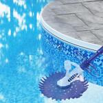 Automatic Swimming Pool Vacuum Cleaner Hover Climb Wall Hose In Ground Washer