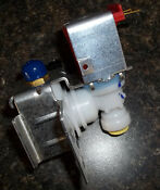 Sears Kenmore Refrigerator Single Solenoid Ice Maker Water Valve