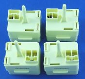 2188830 Refrigerator Relay Overload For Whirlpool Sears 4 Pack