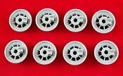 165314 Rack Roller For Bosch Dishwasher New 8 Pack