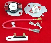 279816 3392519 Dryer Thermal Cut Out Kit Fuse For Whirlpool Sears New