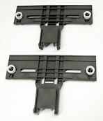 W10350376 Whirlpool Kitchen Aid Dishwasher Adjuster 2 Pack