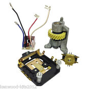 Kitchenaid Speed Control Plate Phase Board Governor Worm Gear Repair Kit 5