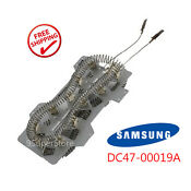 Genuine Samsung Dryer Dry Heating Heater Element Part Dc4700019a Replacement